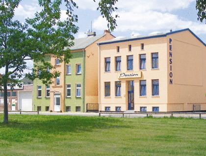 Hotel Pension Petridamm, Rostock