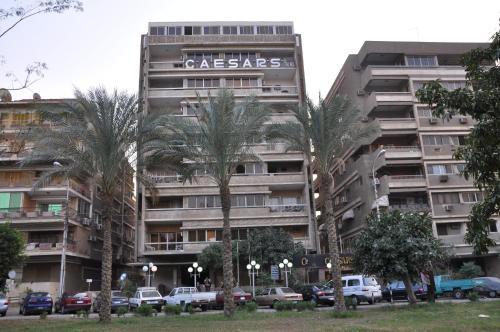 Caesars Palace Apartments, An-Nuzhah