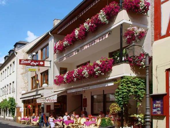 Hotel-Pension-Apartement Haus Dettmar, Mainz-Bingen