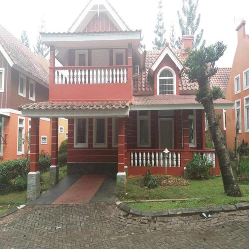 Santibi Villa Holland, Cianjur