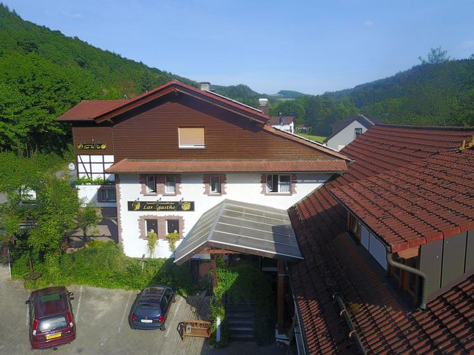 Landgasthof Zur Mühle, Bergstraße