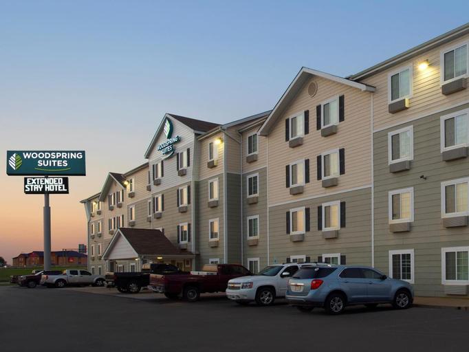 WoodSpring Suites Waco near University, McLennan