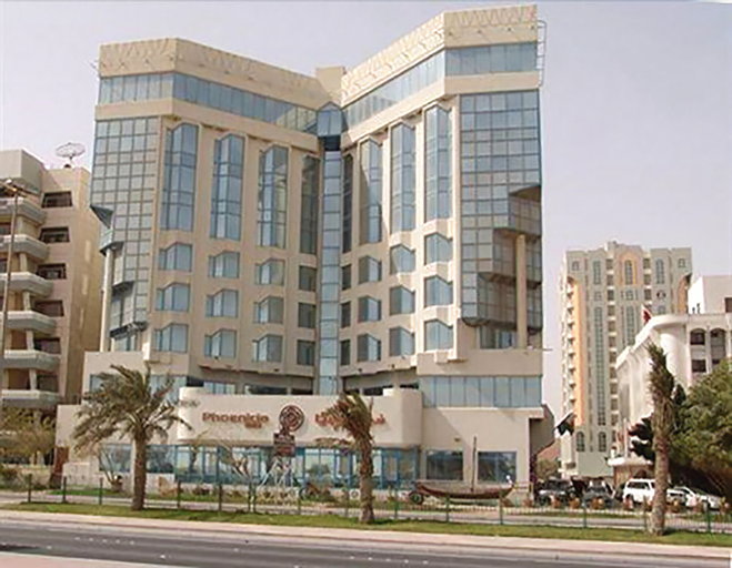 Phoenicia Tower Hotel,