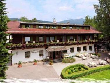 Hotel Das Bayerwald, Cham