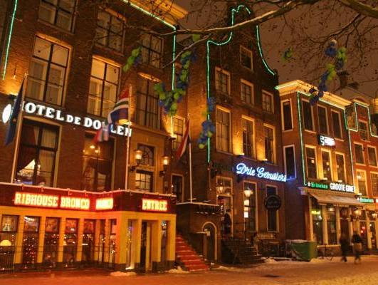 Drie Gezusters Budget Hostel, Groningen