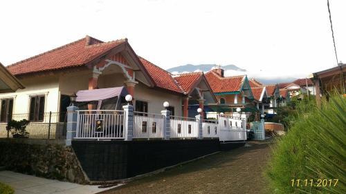 Villa Pelangi, Cianjur