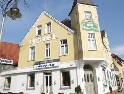 Hotel Gruner Baum, Hamm