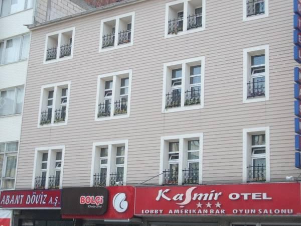 Kasmir Hotel, Merkez