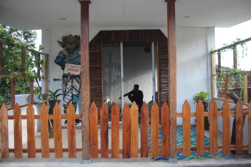 Canvas Coffee Homestay, Lombok