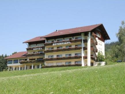 Hotel Sonnbichl, Cham