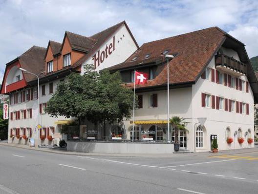 Hotel Chruz, Gäu