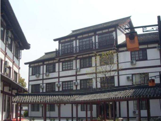 Greentree Inn Changshu Fangta Park Pedestrian Stre, Suzhou