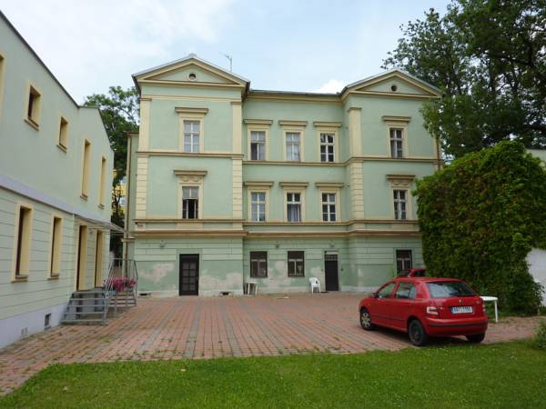Penzion U sv. Krystofa, Praha 10