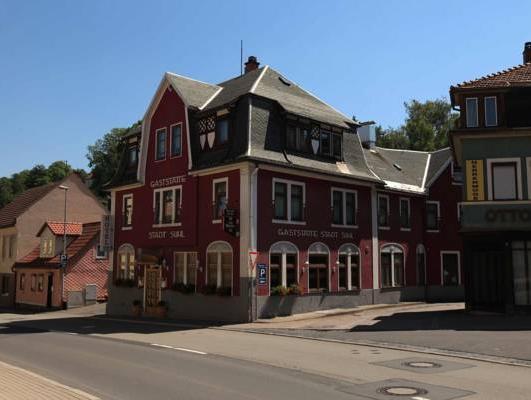 Hotel Stadt Suhl, Schmalkalden-Meiningen
