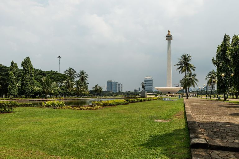 RedDoorz @ Kramat 2, Jakarta Pusat