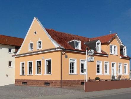 Hotel 'Zum Augarten', Speyer