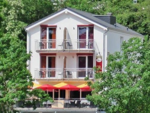 Hotel Villa Belle-Rive, Remich