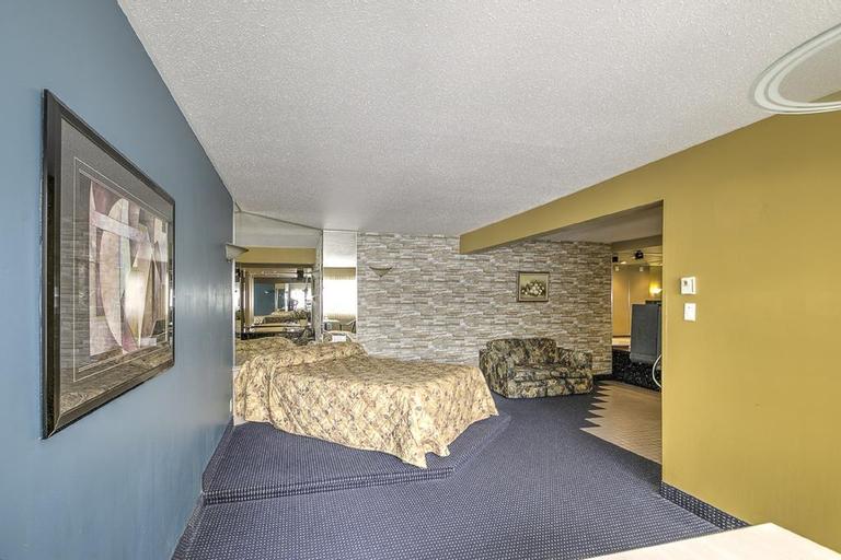 Motel Pignons Rouges, Montréal