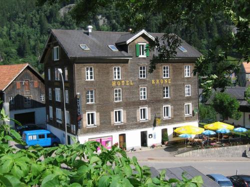 Chalet Hotel Krone, Uri