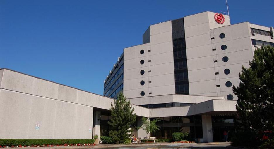 Sheraton Hotel Newfoundland, Division No. 1