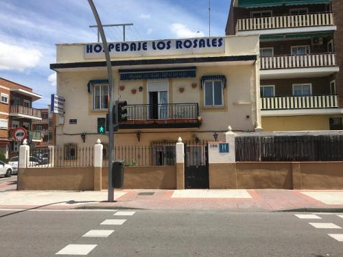 Hospedaje Los Rosales, Madrid