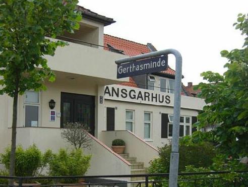 Ansgarhus Motel, Odense