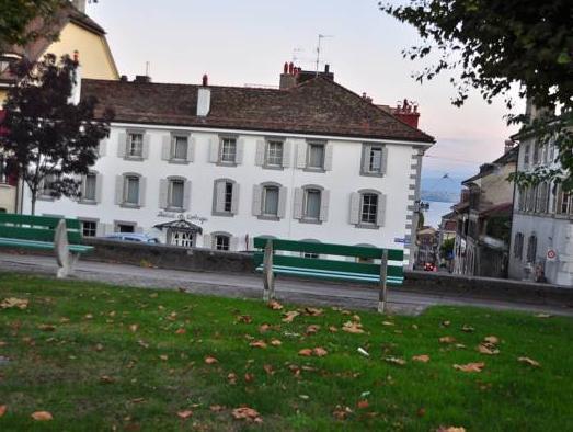 Hotel de l'Ange, Nyon