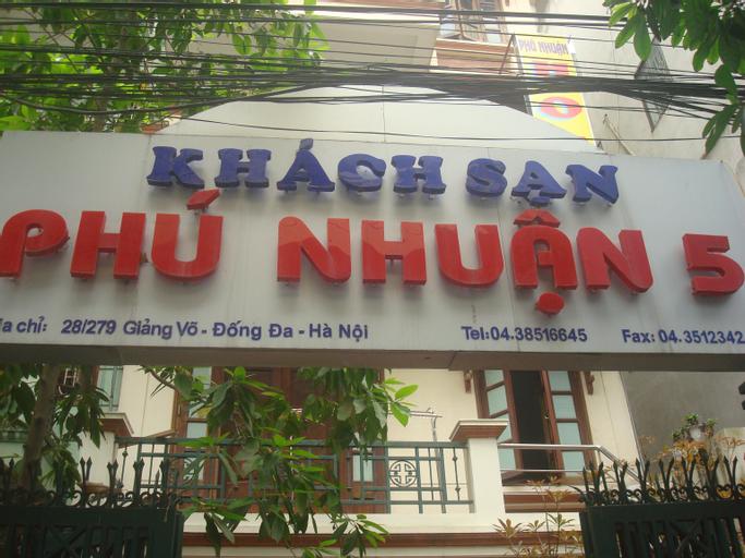 Phu Nhuan Hotel 5, Đống Đa