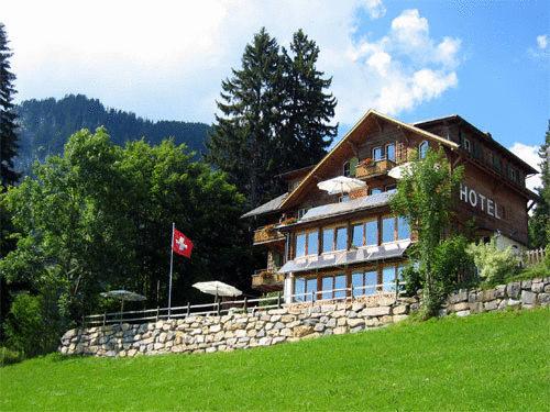 Alphotel Eiger B&B, Interlaken
