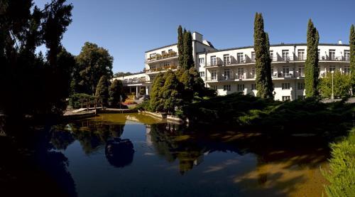 Kupelny Hotel Palace, Zvolen