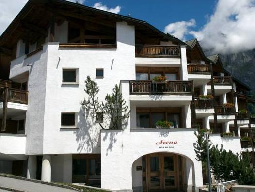 Hotel Arena - Guesthouse, Imboden