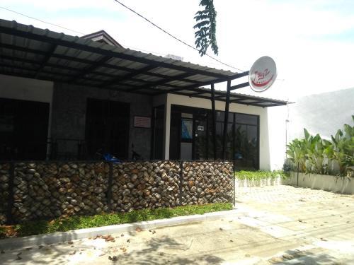 skyz hostel, Padang