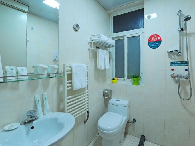 Greentree Inn Penglai Free Harbor Business Hotel, Yantai