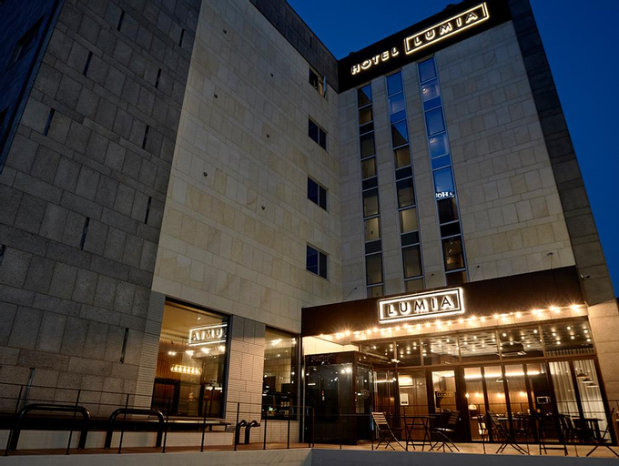 Lumia Hotel Myeongdong, Jung