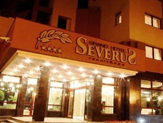 Grand Hotel Severus, Zalau