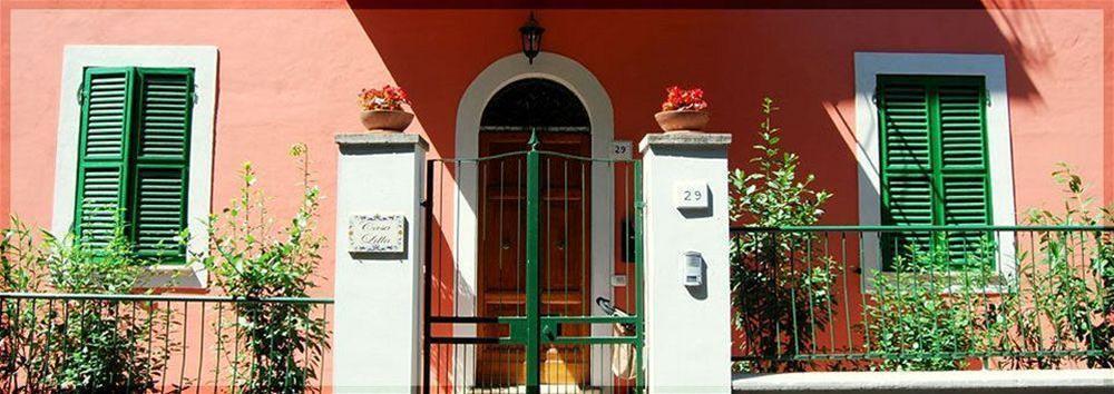 Casa Lillà, Terni