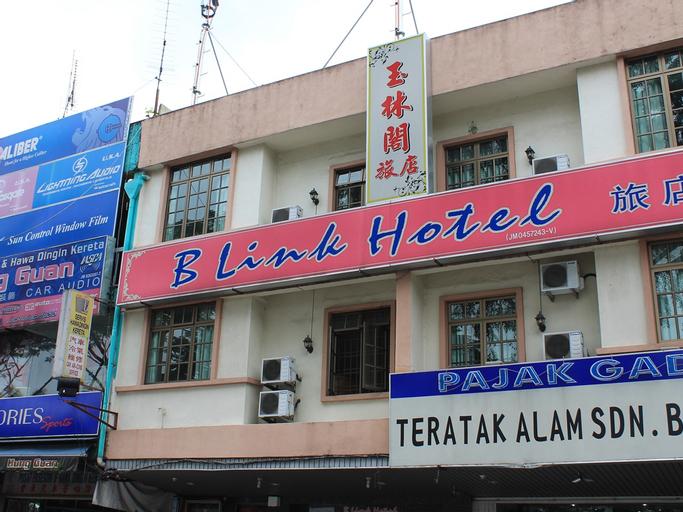 B Link Hotel, Kulaijaya