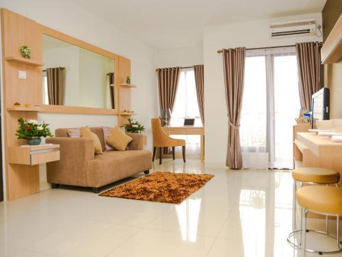 The Cupcake Suites, Jakarta Selatan