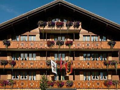 The Cambrian Hotel & SPA Adelboden, Frutigen