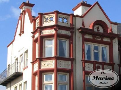 The Marine Hotel, Hartlepool