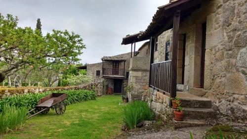 Casa Grande, Turismo de Habitacao e Casas de Campo, Gouveia
