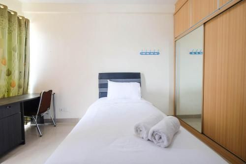 Cozy Minimalist Studio @ Taman Melati Margonda Apartment By Travelio, Depok
