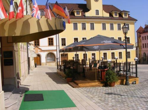 Hotel U Kralovny Elisky, Hradec Králové