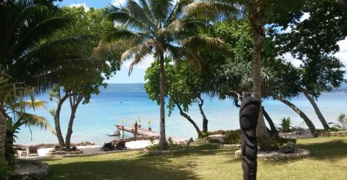 Paradise Cove Resort, Pango