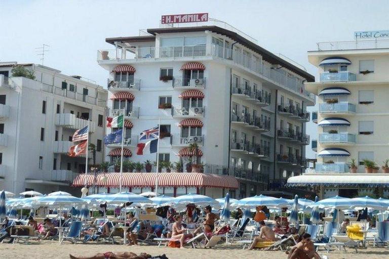 Hotel Manila, Venezia