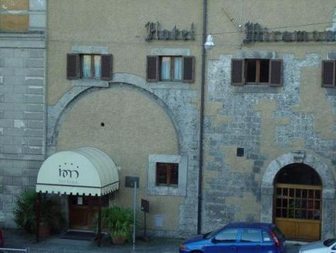 Hotel&Ristorante Miramonti Palazzo Storico, Rieti