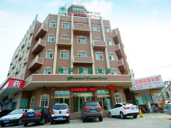 GreenTree Inn Yantai Airport Road Hotel, Yantai