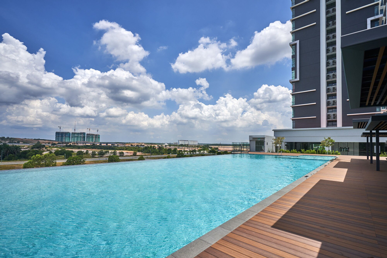 OYO Home 1135 Magnificent 1BR Kenwingston, Kuala Lumpur