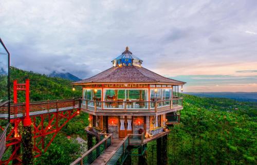 Munduk Heaven Luxury Villas, Buleleng