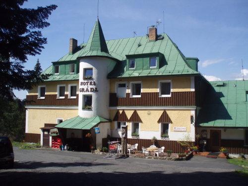 Hotel Gradl, Klatovy